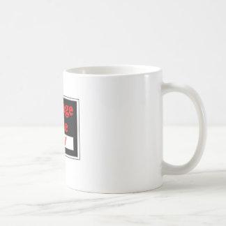 Garage Sale Baby Coffee Mug