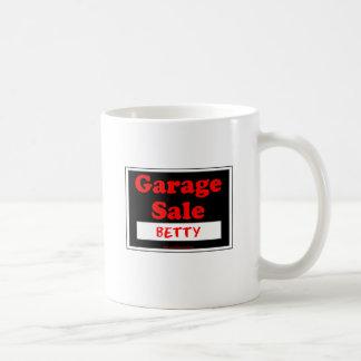 Garage Sale Betty Coffee Mug