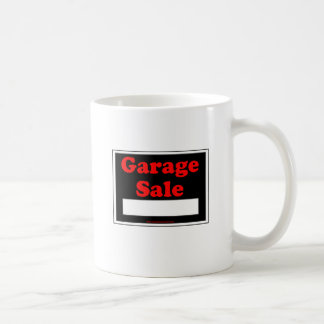 Garage Sale Coffee Mug