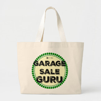 Garage Sale Guru Tote Bag
