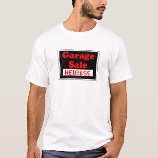 Garage Sale Heiress T-Shirt