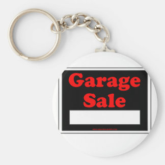 Garage Sale Keychain