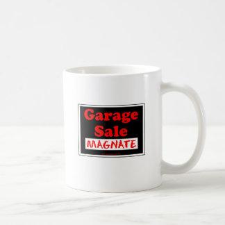 Garage Sale Magnate Coffee Mug