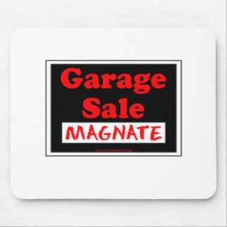 Garage Sale Magnate Mouse Pad