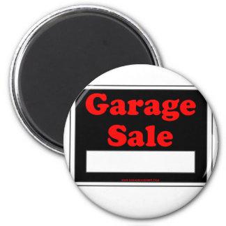 Garage Sale Magnet