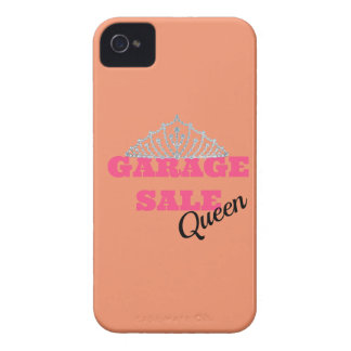 Garage Sale Queen Line Case-Mate iPhone 4 Case