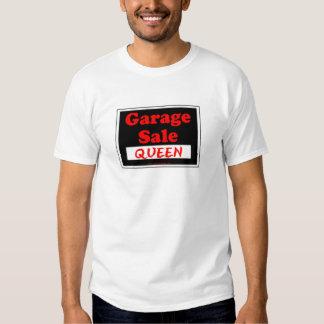Garage Sale Queen Tees