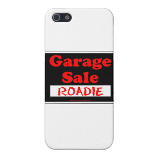 Garage Sale Roadie Case For iPhone SE/5/5s