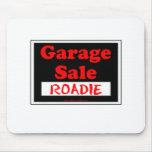 Garage Sale Roadie Mouse Pads