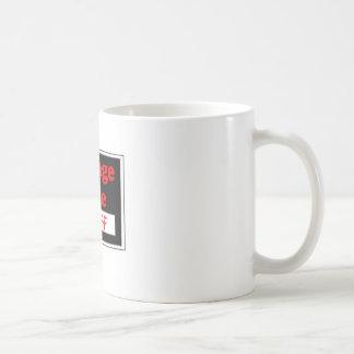 Garage Sale Staff Coffee Mug
