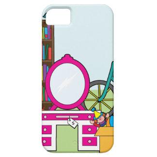 Garage Sale Stuff iPhone SE/5/5s Case