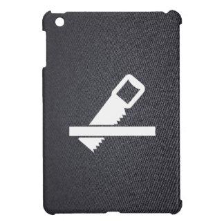 Garage Saws Pictograph Case For The iPad Mini