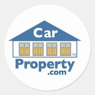 Garage Sticker