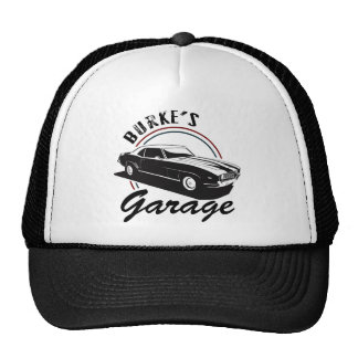 Garage Trucker Hat