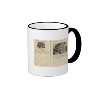 Garaje de Albany los diez Eyck Tazas De Café