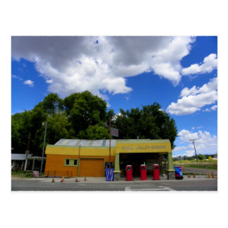 Garaje del valle del cráneo postal