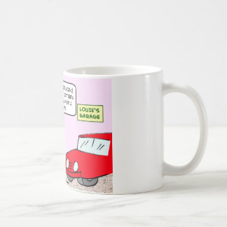 garaje taza de café