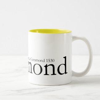 Garamond Mug