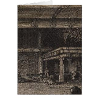 Garaningiou's House, Fiji Cards