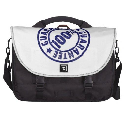 Garantía del 100% bolsas de portatil