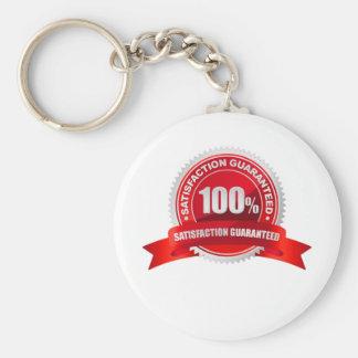 Garantía del 100% llavero redondo tipo pin