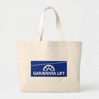 Garaventa final logo - 2 large tote bag