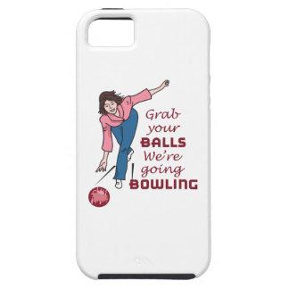 Garb sus bolas que somos el rodar que va iPhone 5 fundas