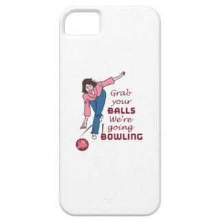 Garb sus bolas que somos el rodar que va iPhone 5 Case-Mate carcasas