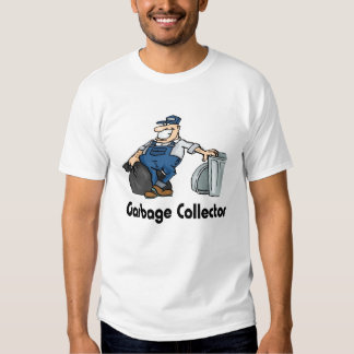Garbage Collector T Shirt