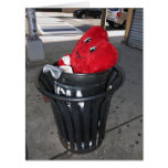 Garbage Heart BIG Anti-Valentine Card