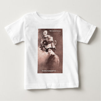 Garbage Lady, Queen of Fashion Baby T-Shirt