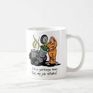 Garbage Man Coffee Mug