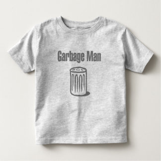 Garbage Man Toddler T-shirt
