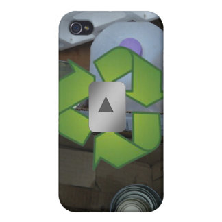 Garbage Recycle i iPhone 4/4S Cases