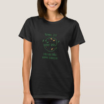 Garbage Recycling Environmental Protection T-Shirt