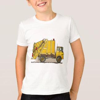 Garbage Truck 2 Construction Boys T-Shirt