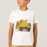 Garbage Truck 2 Construction Kids T-Shirt