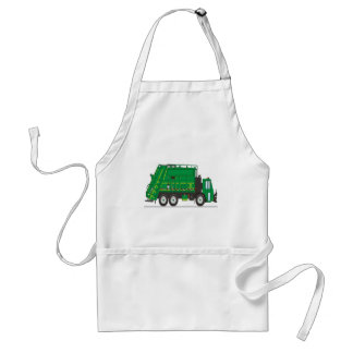 Garbage Truck Aprons