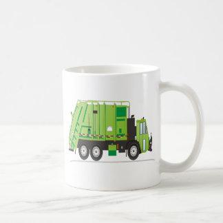 Garbage Truck Classic White Coffee Mug