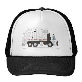 Garbage truck hat