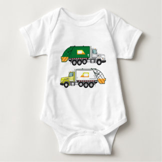 Garbage Truck Infant Creeper