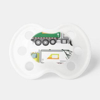 Garbage Truck Pacifier