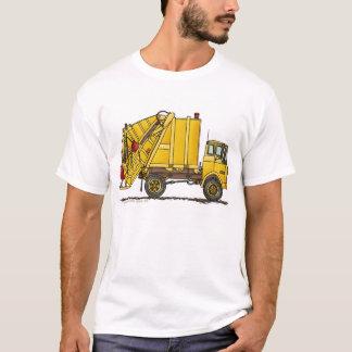 Garbage Truck Rear Loader Apparel T-Shirt