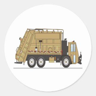 Garbage Truck Stickers