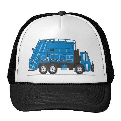 Garbage Truck Trucker Hats