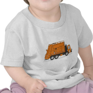 Garbage Truck Tshirt