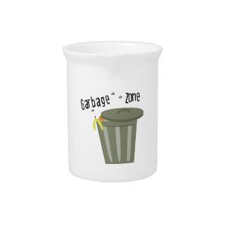 Garbage Zone Pitchers