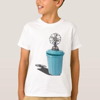 GarbageCanFan081914 copy.png T-Shirt