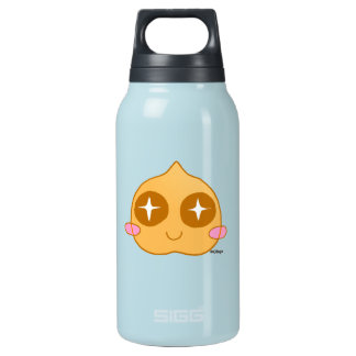 Garbanzo kawaii insulated water bottle