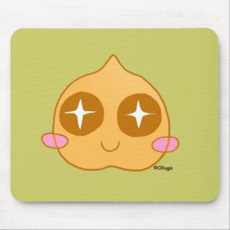 Garbanzo kawaii mouse pad
